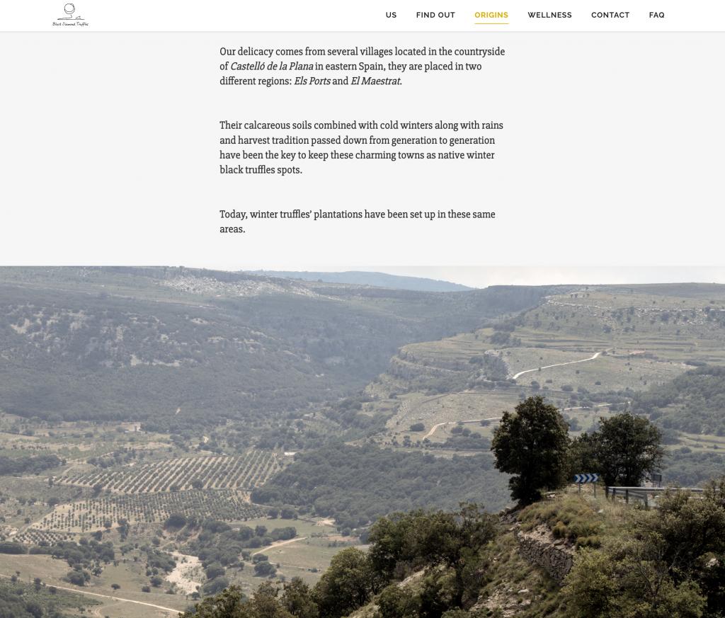 Ejemplo Diseño Web Corporativa